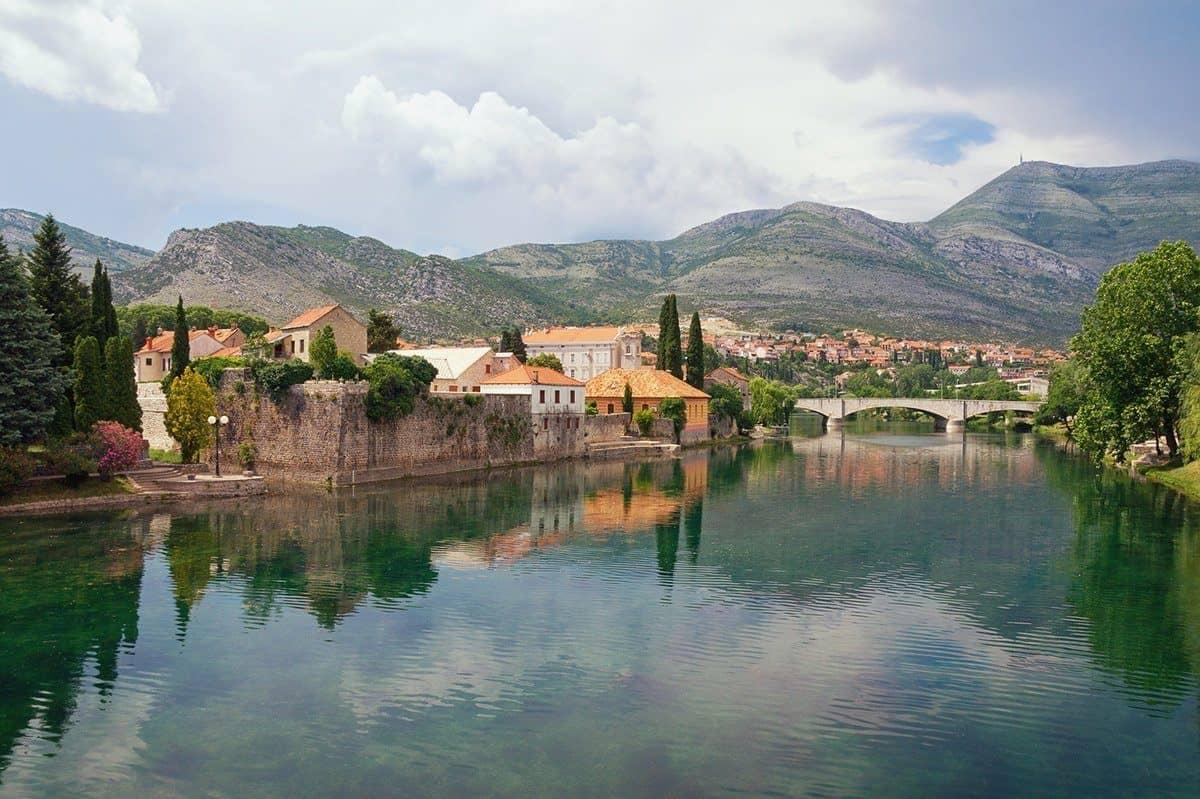 places to visit in bosnia and herzegovina trebinje