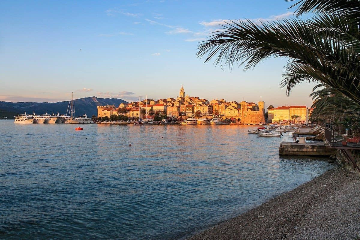 places to visit in croatia korcula