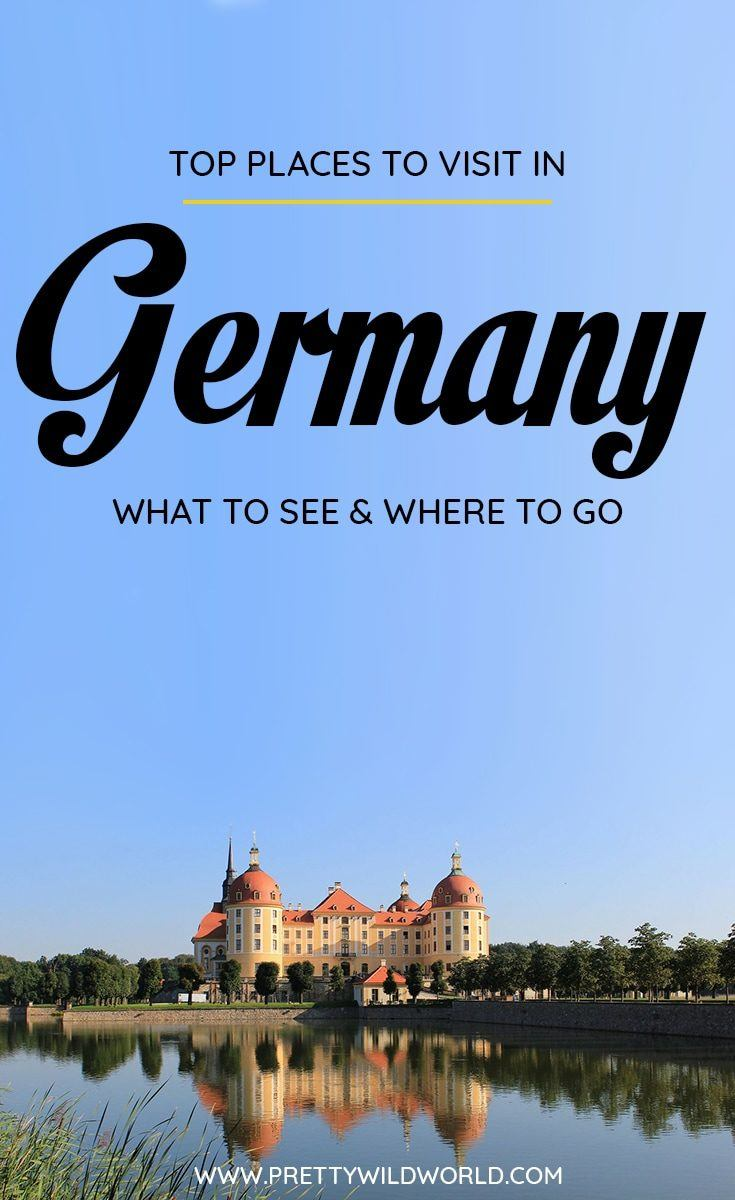 Planning a trip to Germany soon? Check out this awesome guide on the best places to visit in Germany including the when is the best time to visit Germany, how to travel to Germany, where to stay in Germany, how to get around Germany, where to stay in Germany, things to do in Germany, what to do in Germany, best attractions in Germany, and the best Germany points of interests. Save this Germany travel guide to your travel board so you can find it later! #Germany #GermanyTravel #Travel #Europe