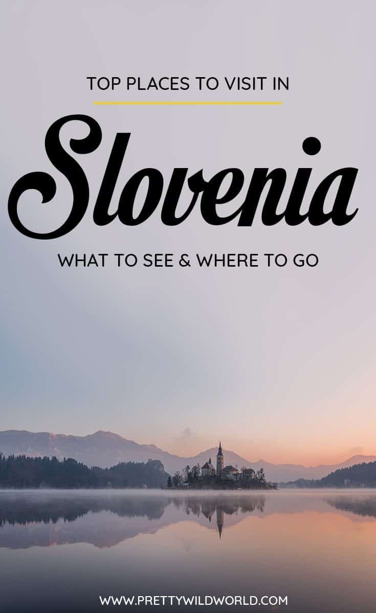 Are you going on a trip to Slovenia soon? Check out this first-timers guide to Slovenia including when is the best time to visit Slovenia, how to travel to Slovenia, where to stay in Slovenia, Slovenia points of interest, things to do in Slovenia, what to eat in Slovenia, what to see in Slovenia, and where to go in Slovenia. Save this Slovenia travel guide for later read! #Slovenia #SloveniaTravel #Travel #europe