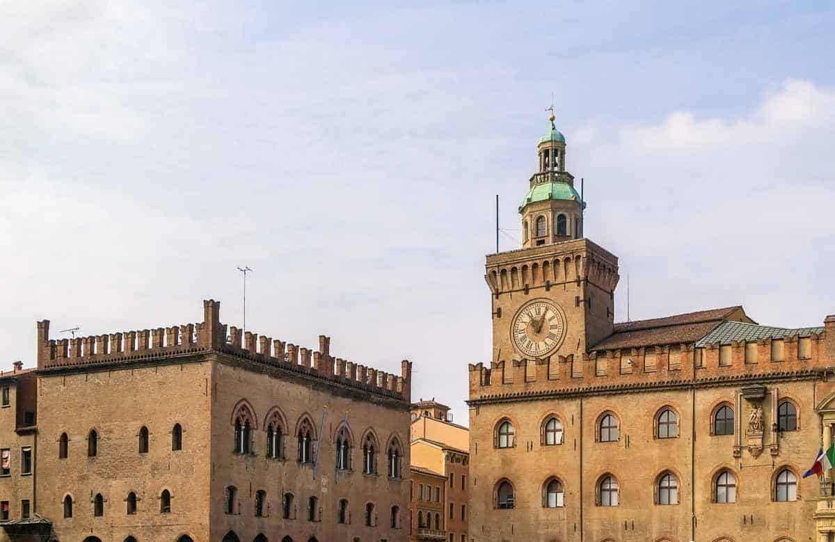 top tourist attractions in bologna italy palazzo d accursio