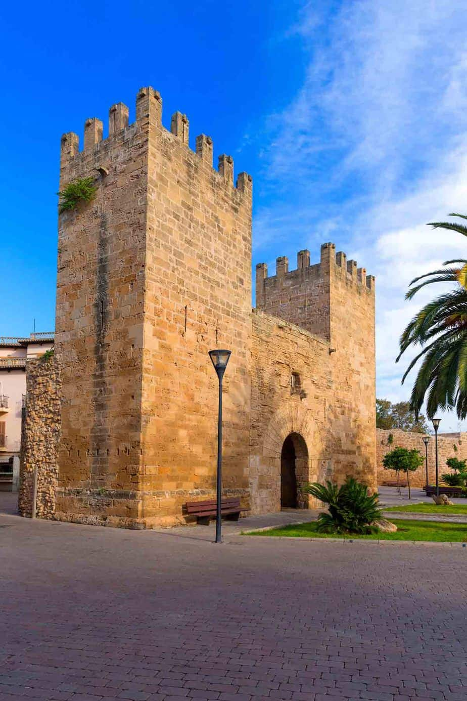 top tourist attractions in mallorca spain alcudia old town