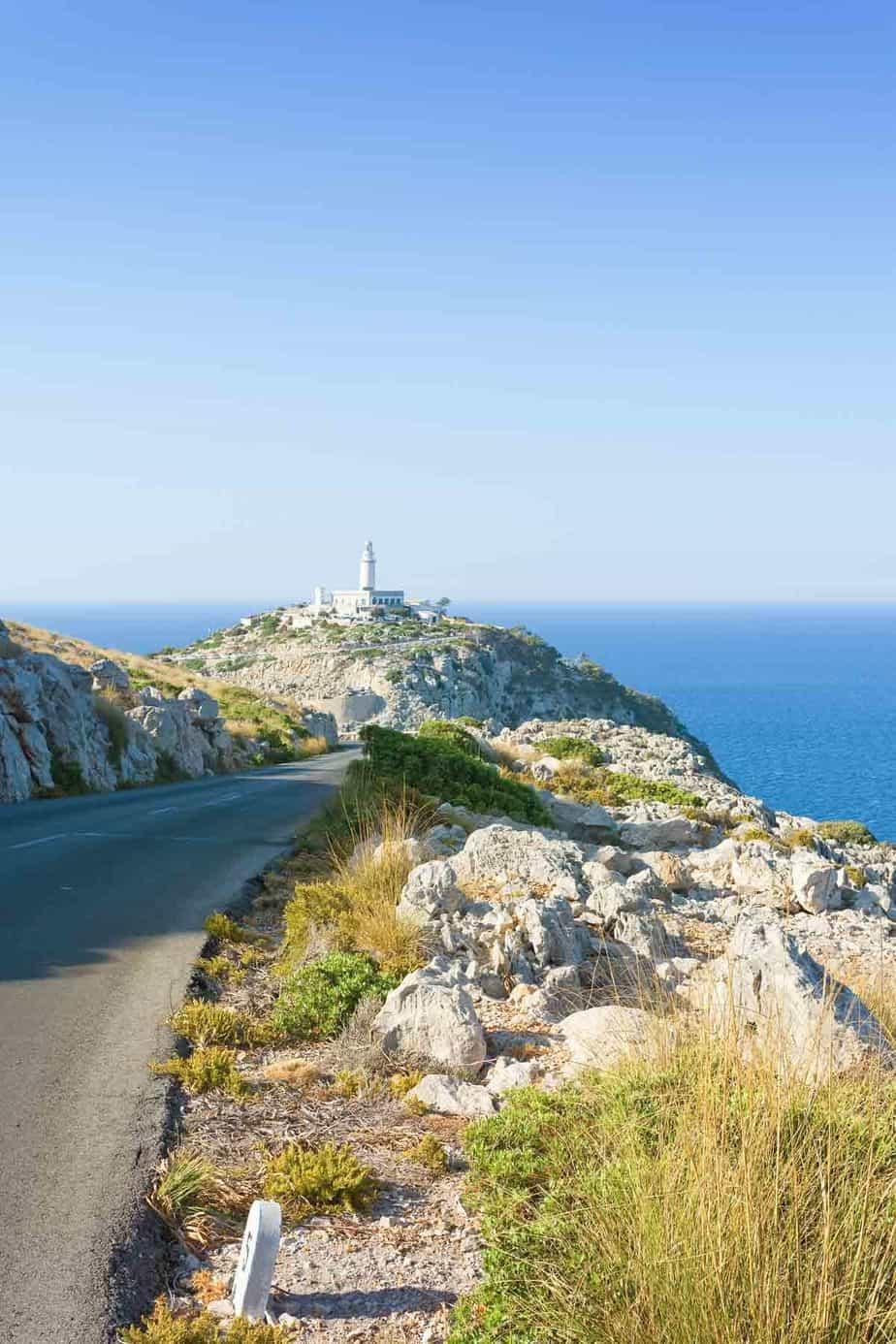 top tourist attractions in mallorca spain cap de formentor