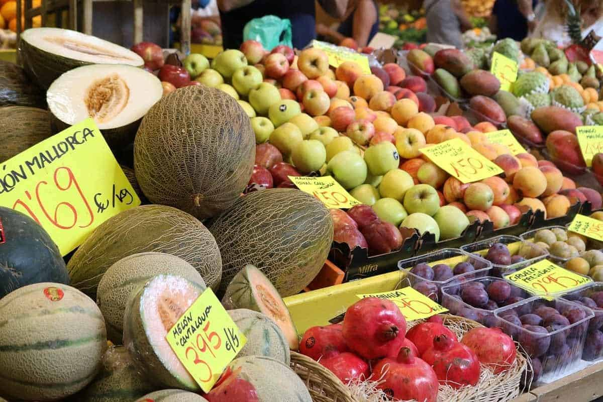 top tourist attractions in mallorca spain mercat de l olivar