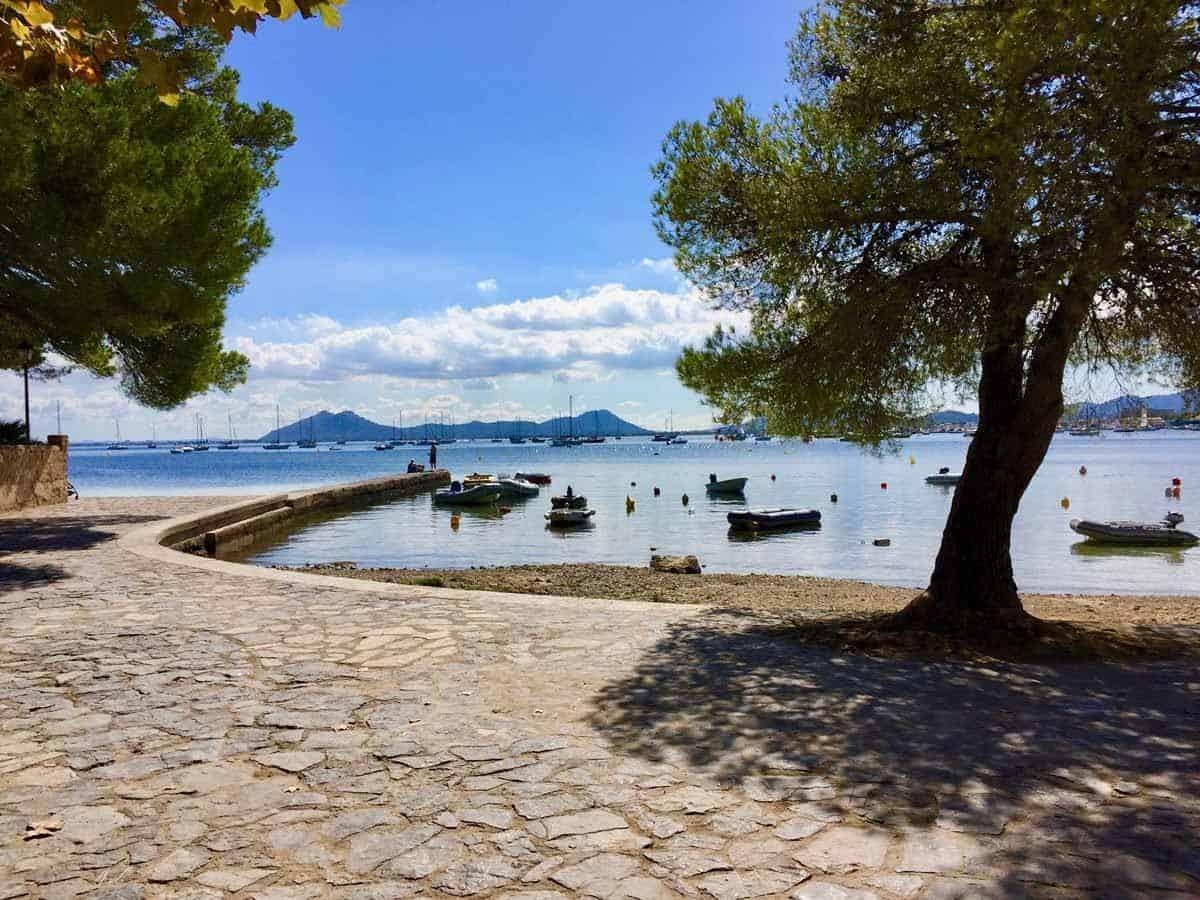top tourist attractions in mallorca spain pine walk port de pollenca