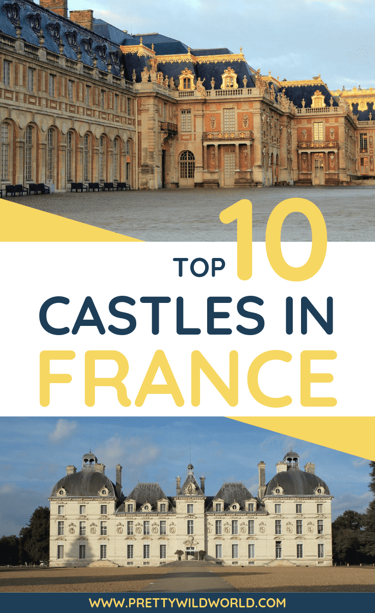 Best Castles in France | castles in southern france, chateau south of france, stay in a castle in france, best chateaux in france, medieval castles in france, castles in northern france, castle in normandy france, oldest castle in france, most beautiful castles in france, largest chateau in france, most beautiful castle in france, castles in france medieval, castles in france royals #france #europe #castles #travel