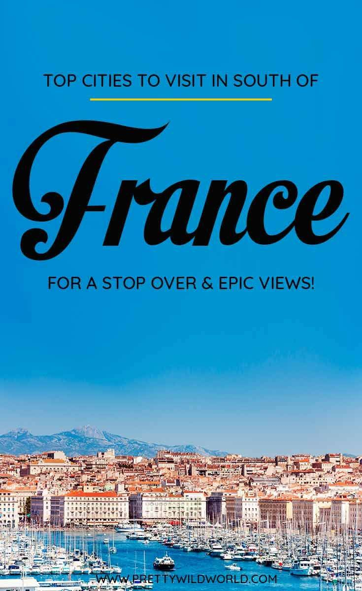Are you planning on a road trip to south of France? Read this post now to learn more about what to do in France, France road trip itinerary, where to go in France, cities to visit in France, France travel tips, France travel itinerary, and many more! Read this post now or pin it for later read. #France #Europe #Travel