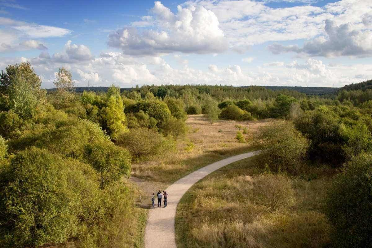 points of interest where to go and places to visit in belgium hoge kempen national park
