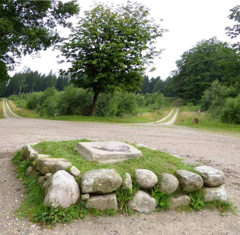 points of interest where to go and places to visit in denmark par force hunting landscape