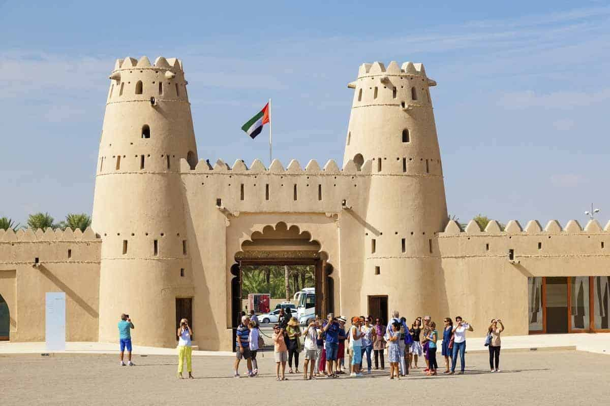 top day trips from abu dhabi uae al-ain al-jahili fort