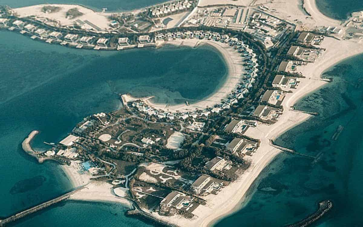top day trips from abu dhabi uae zaya nurai island