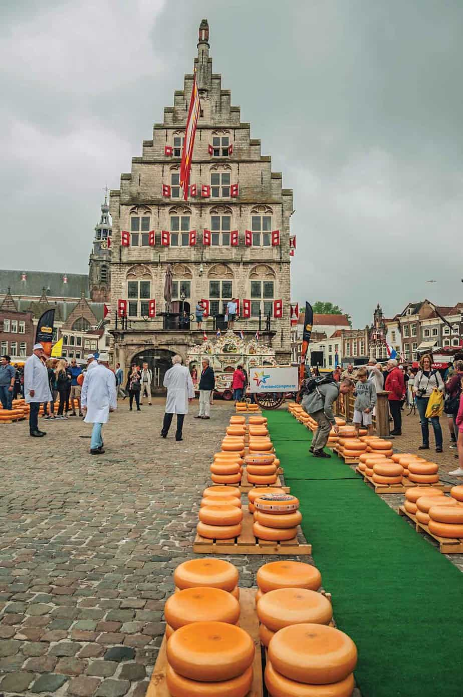top day trips from amsterdam the netherlands gouda