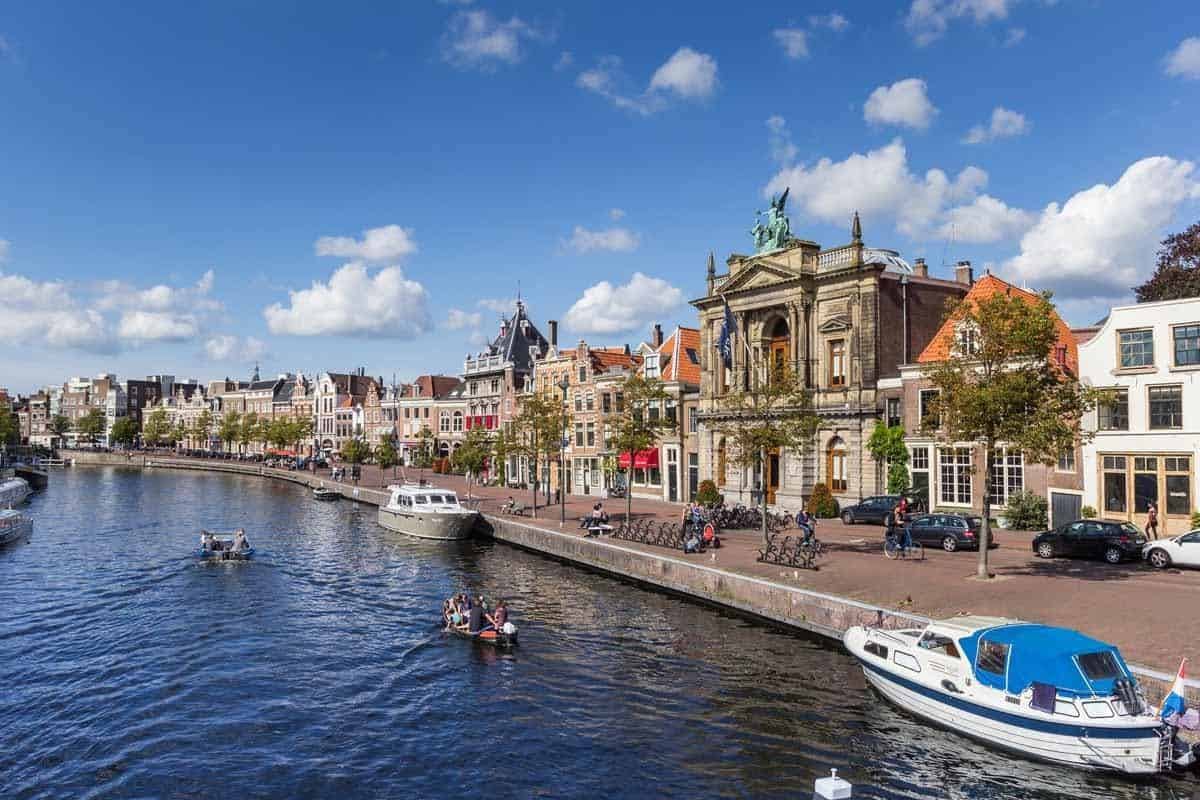top day trips from amsterdam the netherlands haarlem