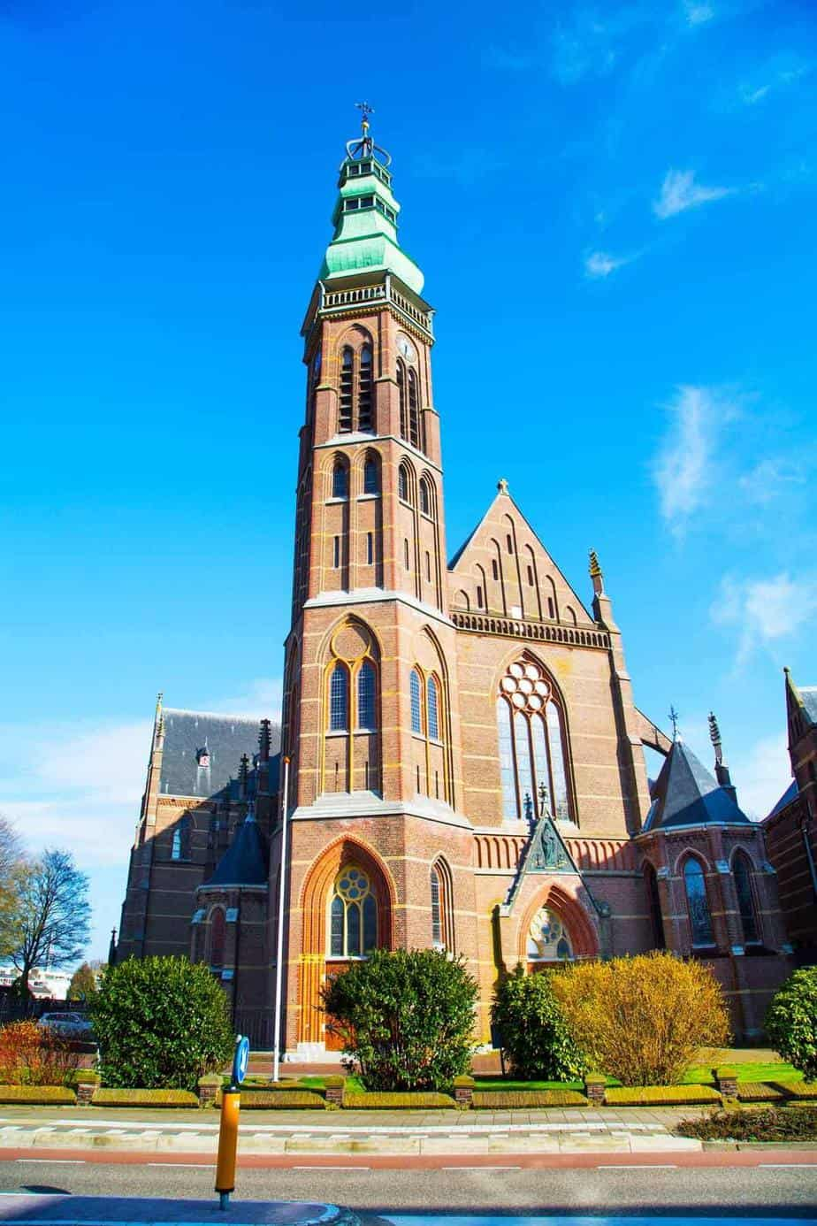 top day trips from amsterdam the netherlands lisse agatha church