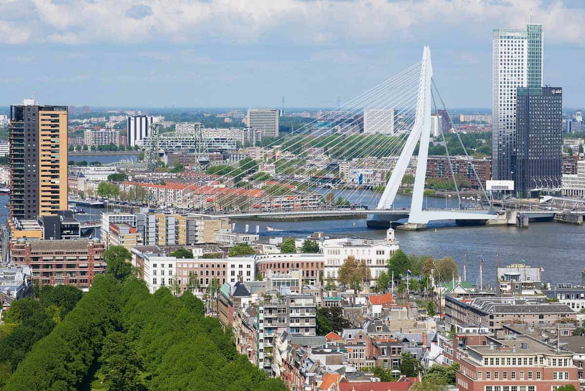 top day trips from amsterdam the netherlands rotterdam