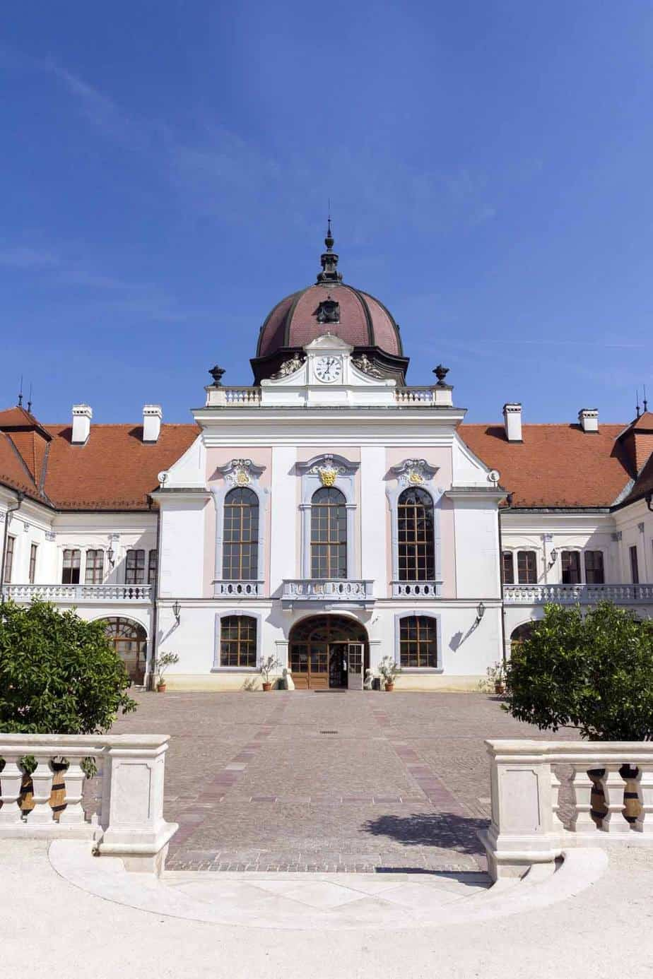 top day trips from budapest hungary godollo palace