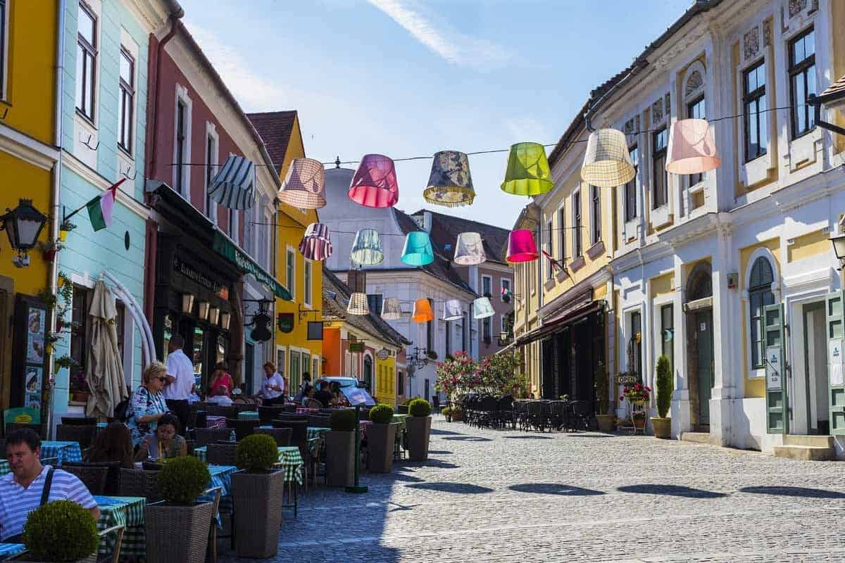 top day trips from budapest hungary szentendre