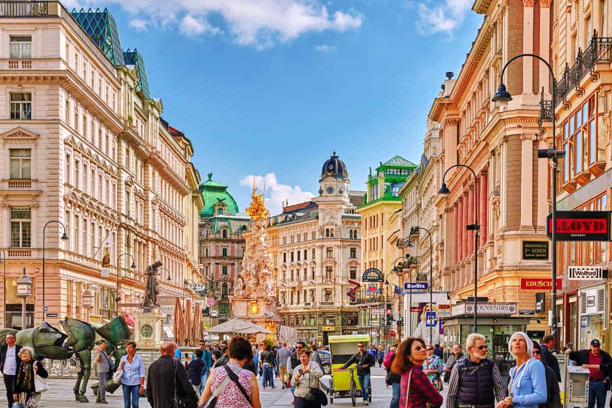 top day trips from budapest hungary vienna