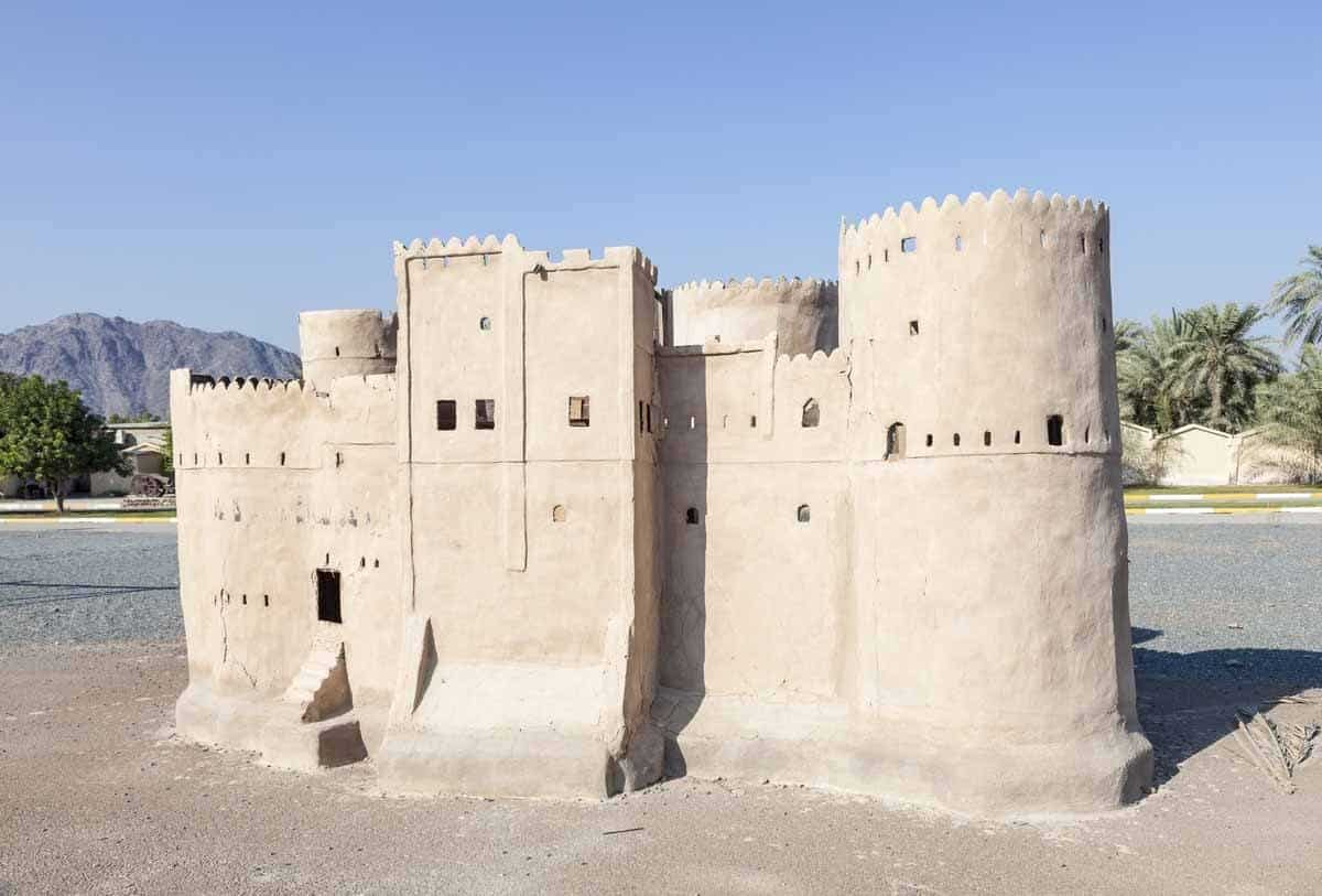 top day trips from dubai uae fujairah fort
