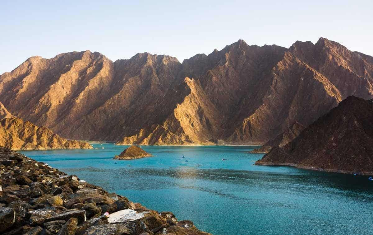 top day trips from dubai uae hatta damn