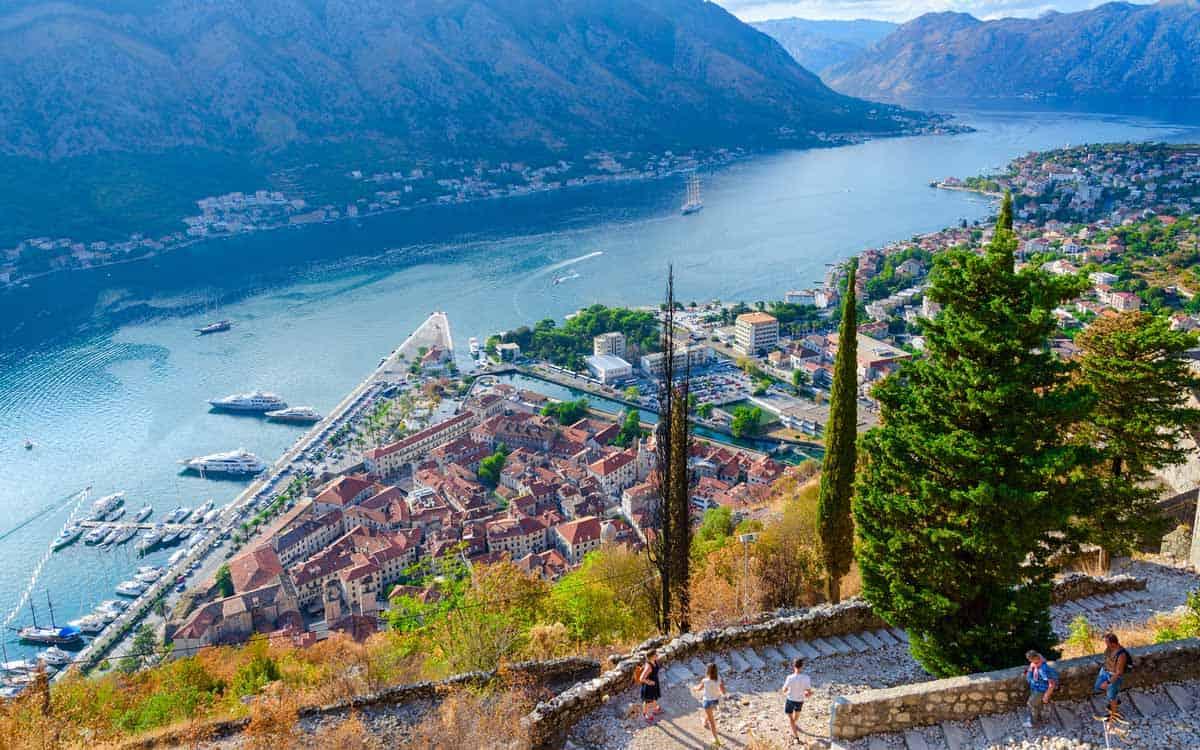 top day trips from dubrovnik croatia kotor bay