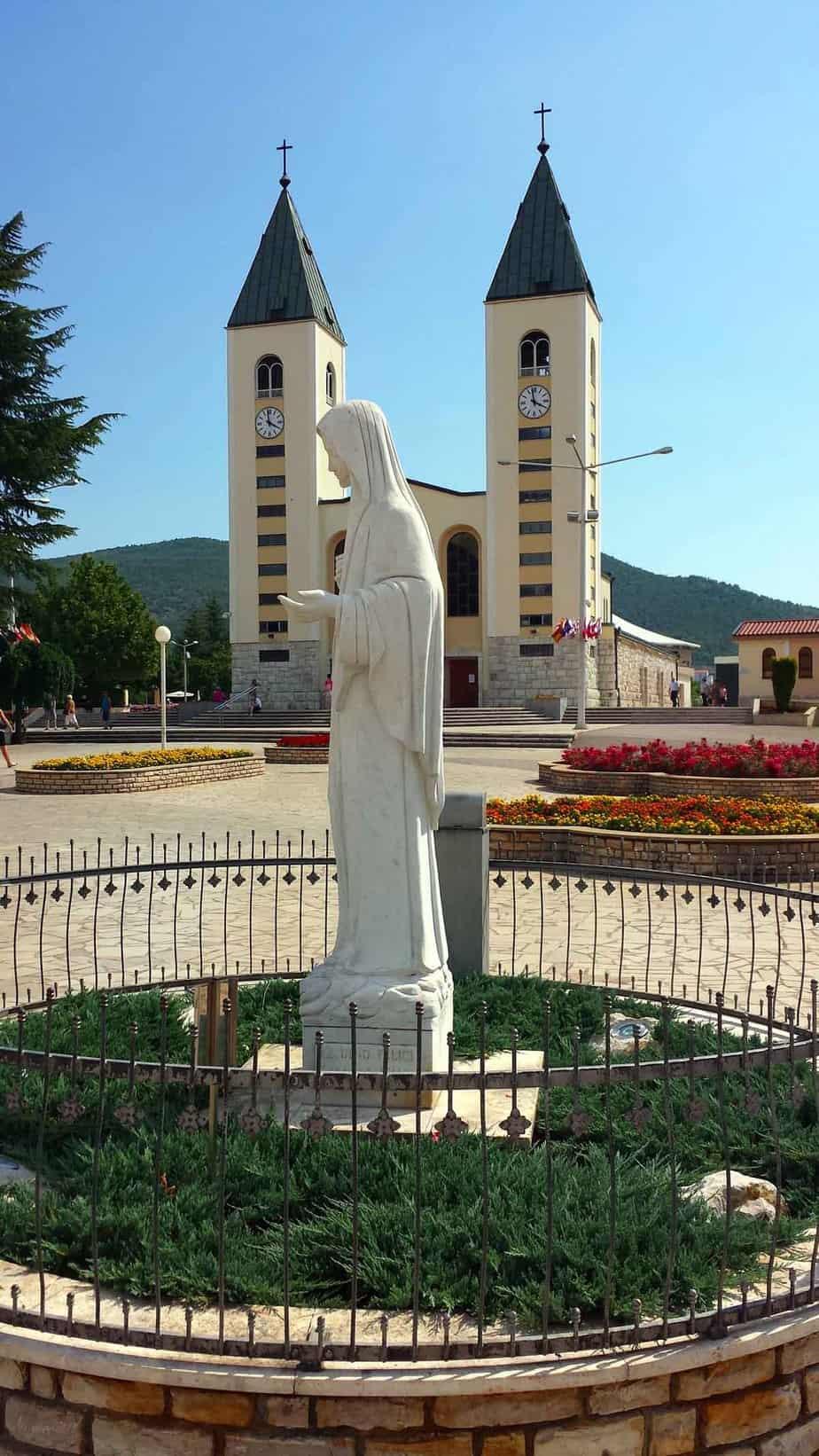 top day trips from dubrovnik croatia medjugorje
