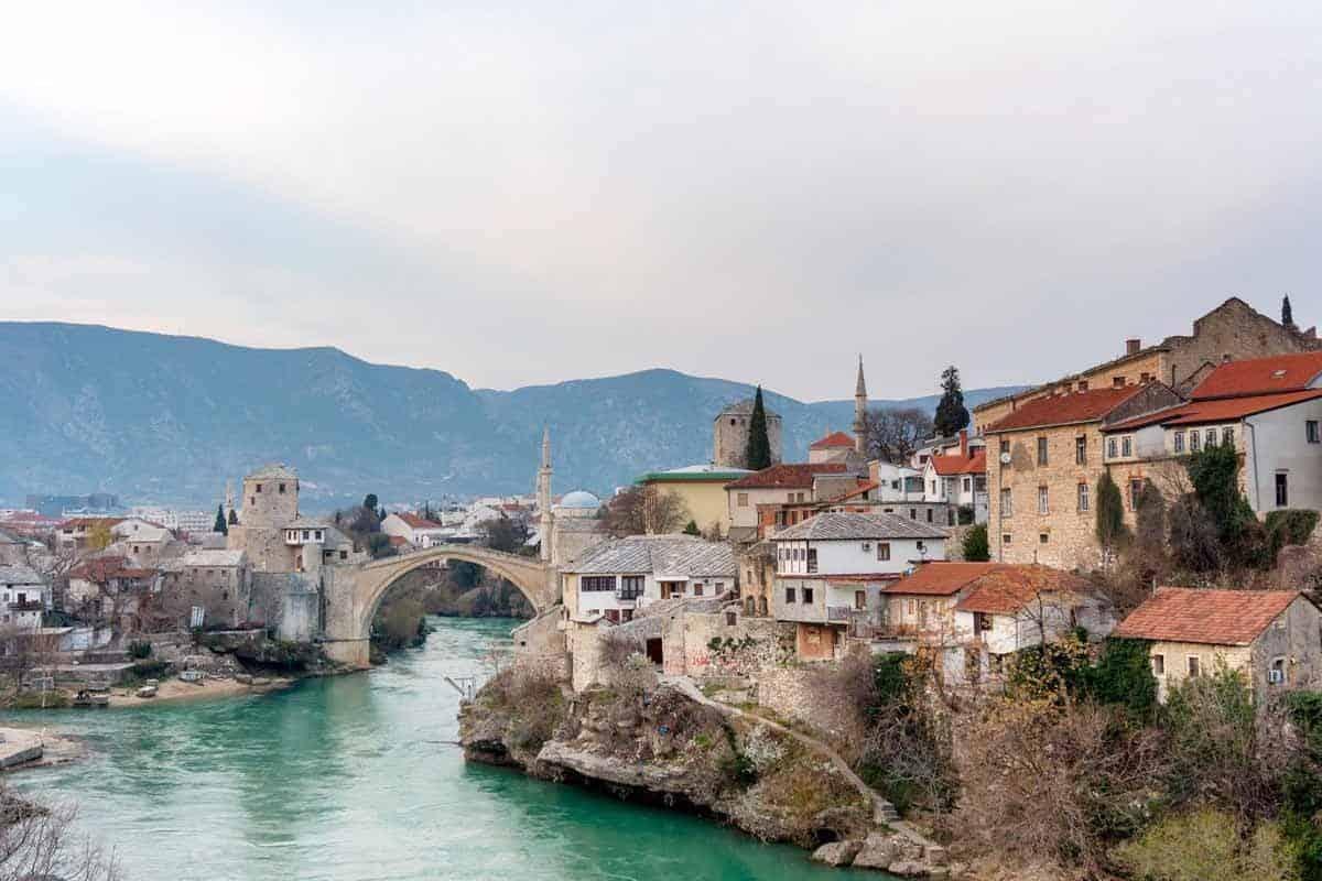 top day trips from dubrovnik croatia mostar old bridge