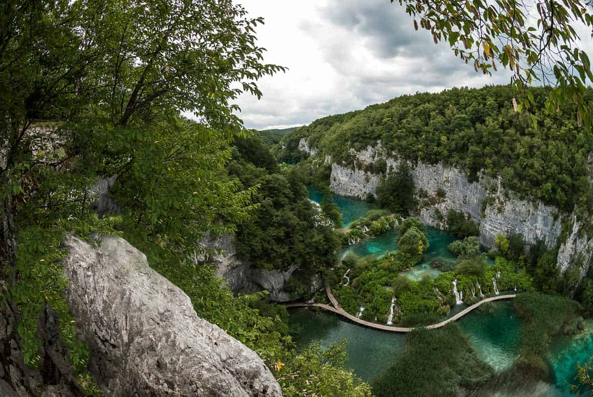 top day trips from dubrovnik croatia plitvice lakes national park