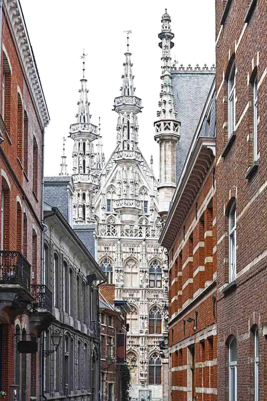 top day trips from ghent belgium leuven