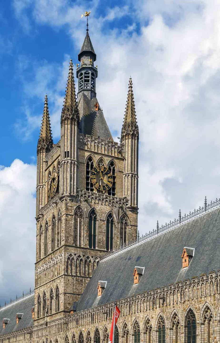 top day trips from ghent belgium ypres cloth hall