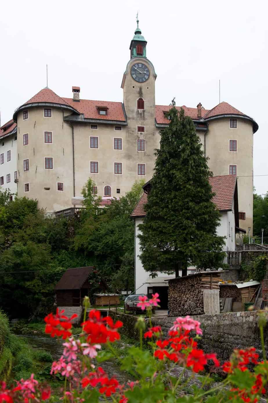 top day trips from ljubljana slovenia idrija gewerkenegg castle
