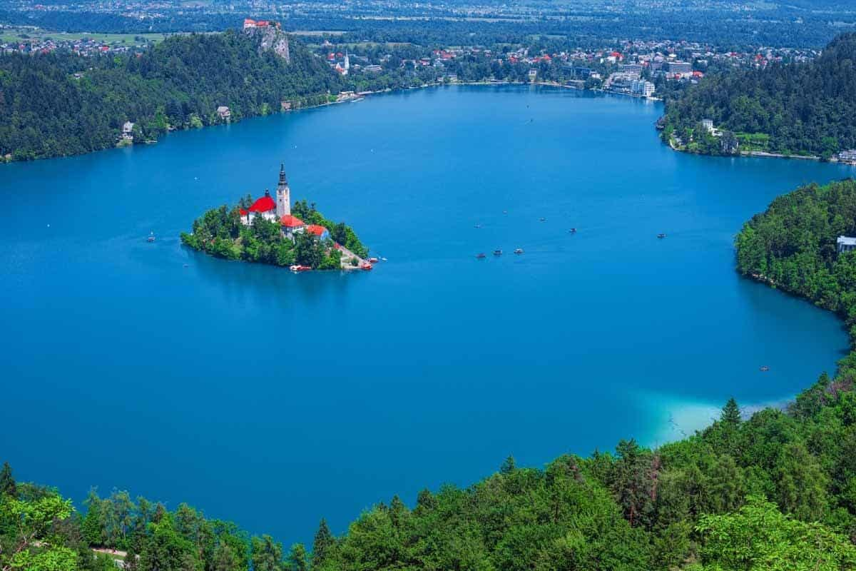 top day trips from ljubljana slovenia lake bled