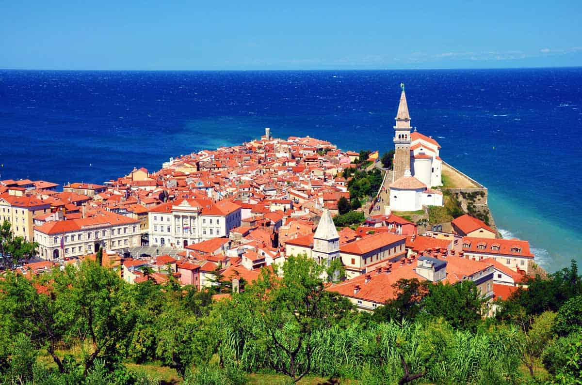 top day trips from ljubljana slovenia piran
