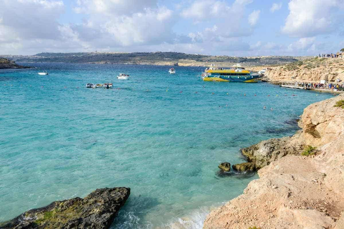 top day trips from malta blue lagoon