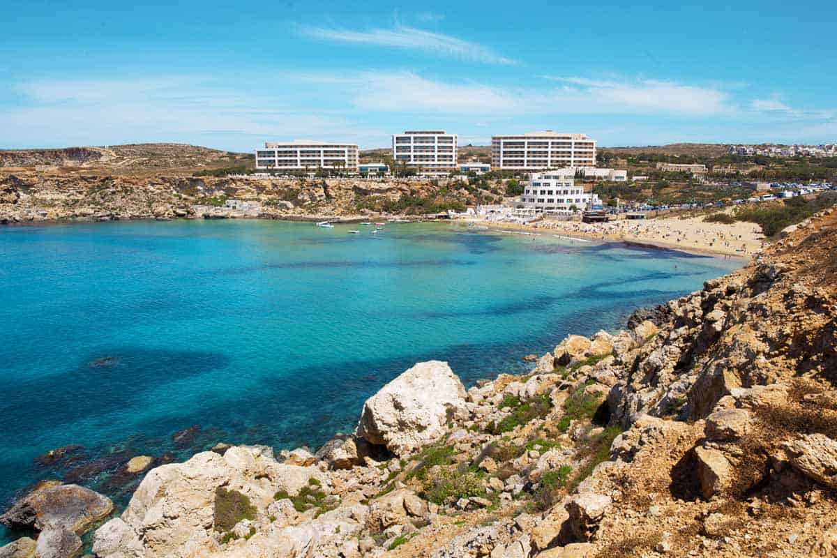 top day trips from malta golden bay