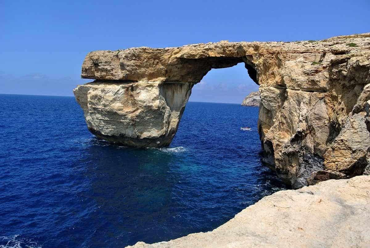top day trips from malta gozo dwejra