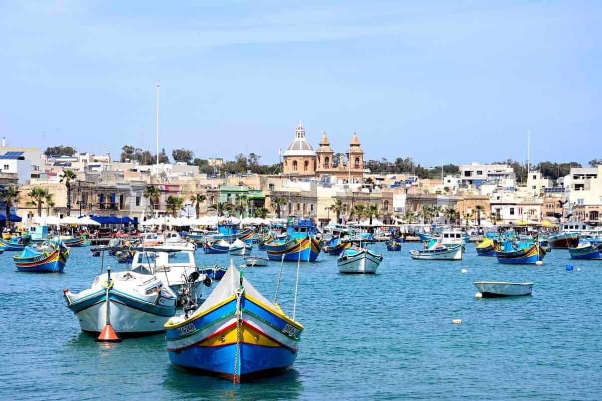 top day trips from malta marsaxlokk