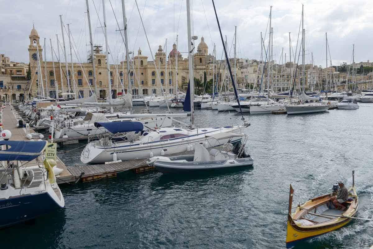 top day trips from malta vittoriosa