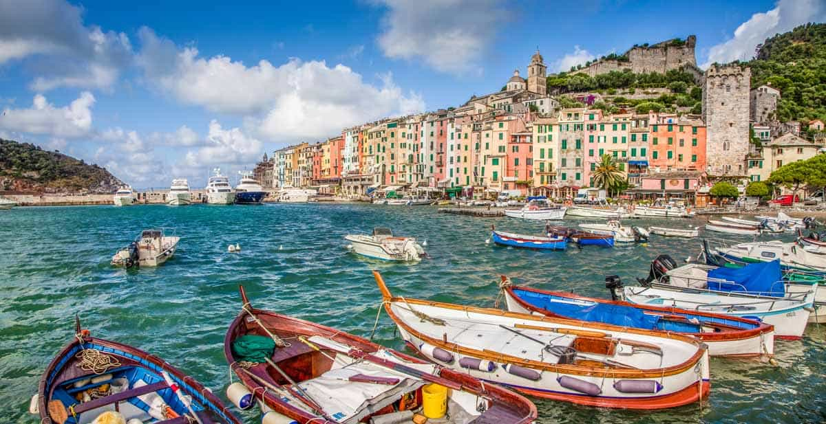 top day trips from pisa italy portovenere