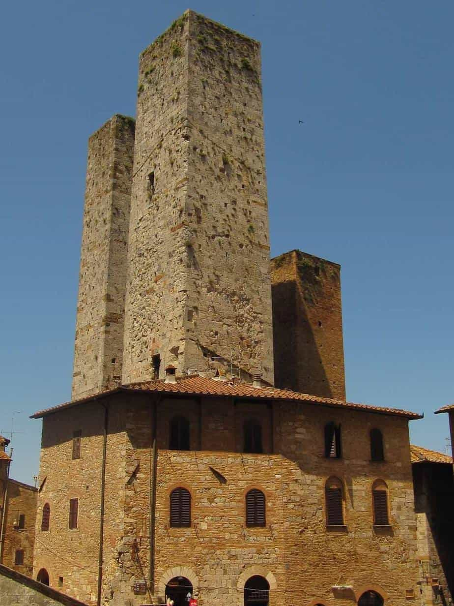 top day trips from pisa italy san gimignano towers