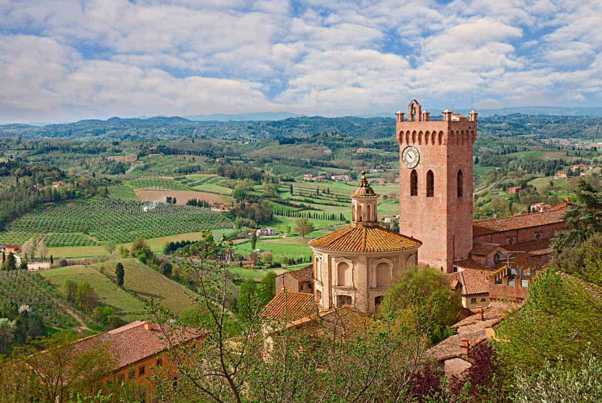 top day trips from pisa italy san miniato
