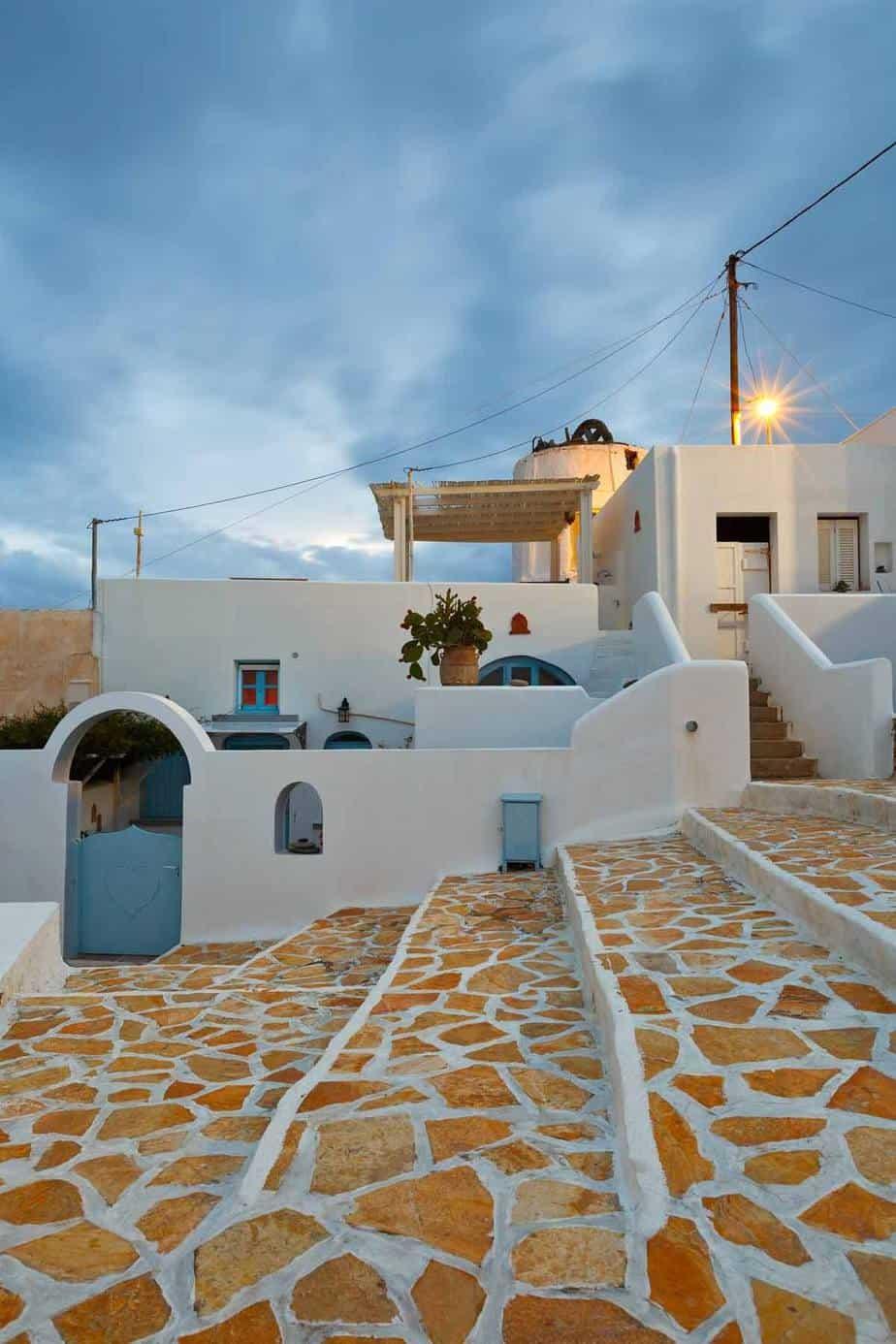 top day trips from santorini greece anafi