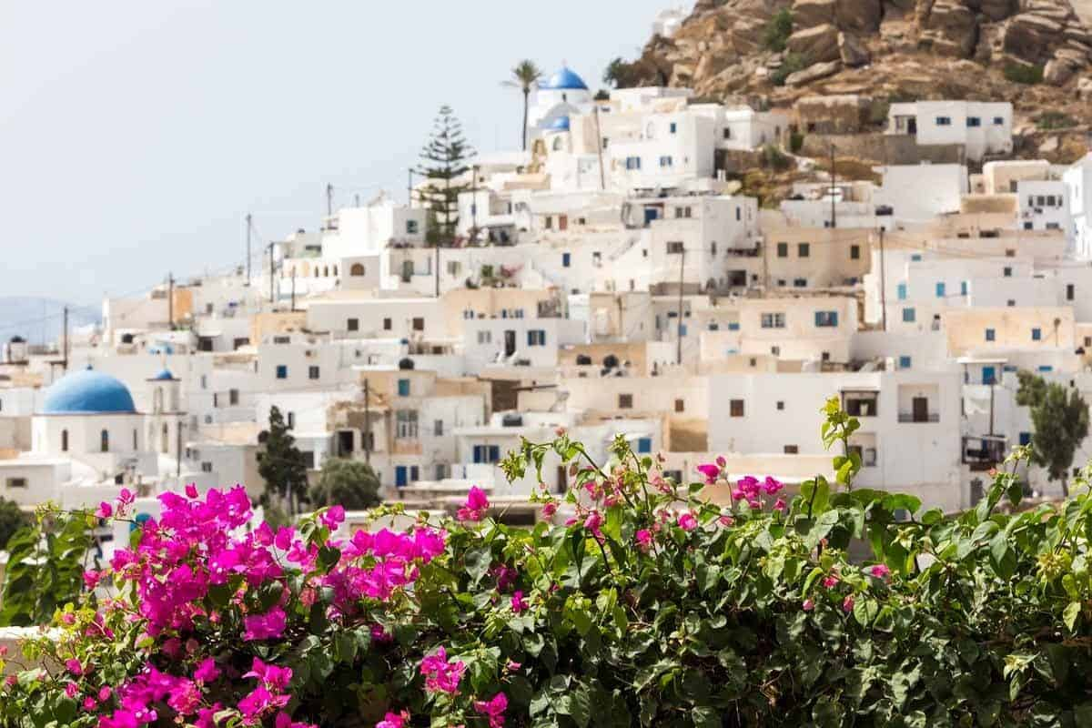 top day trips from santorini greece ios