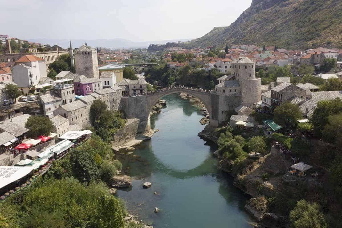 top day trips from sarajevo bosnia and herzegovina mostar