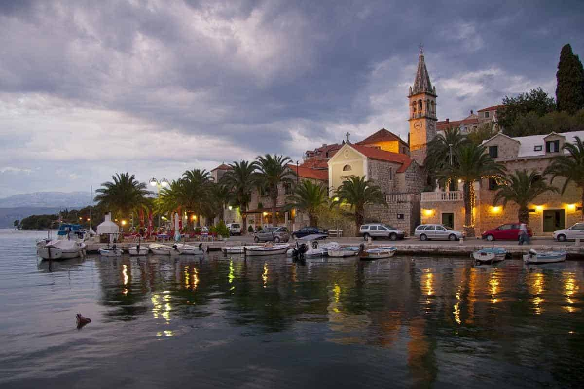 top day trips from split croatia brac