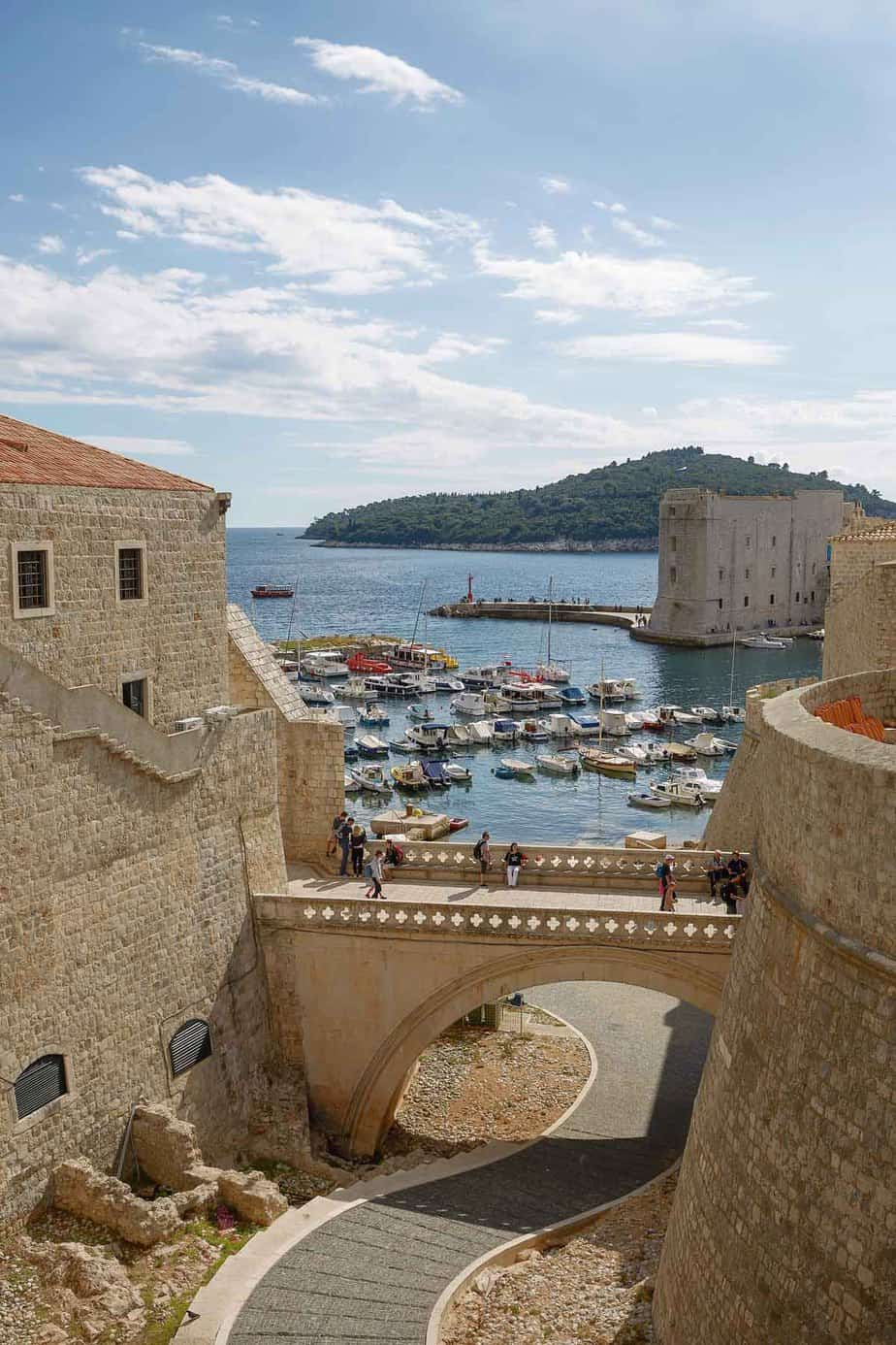 top day trips from split croatia dubrovnik port