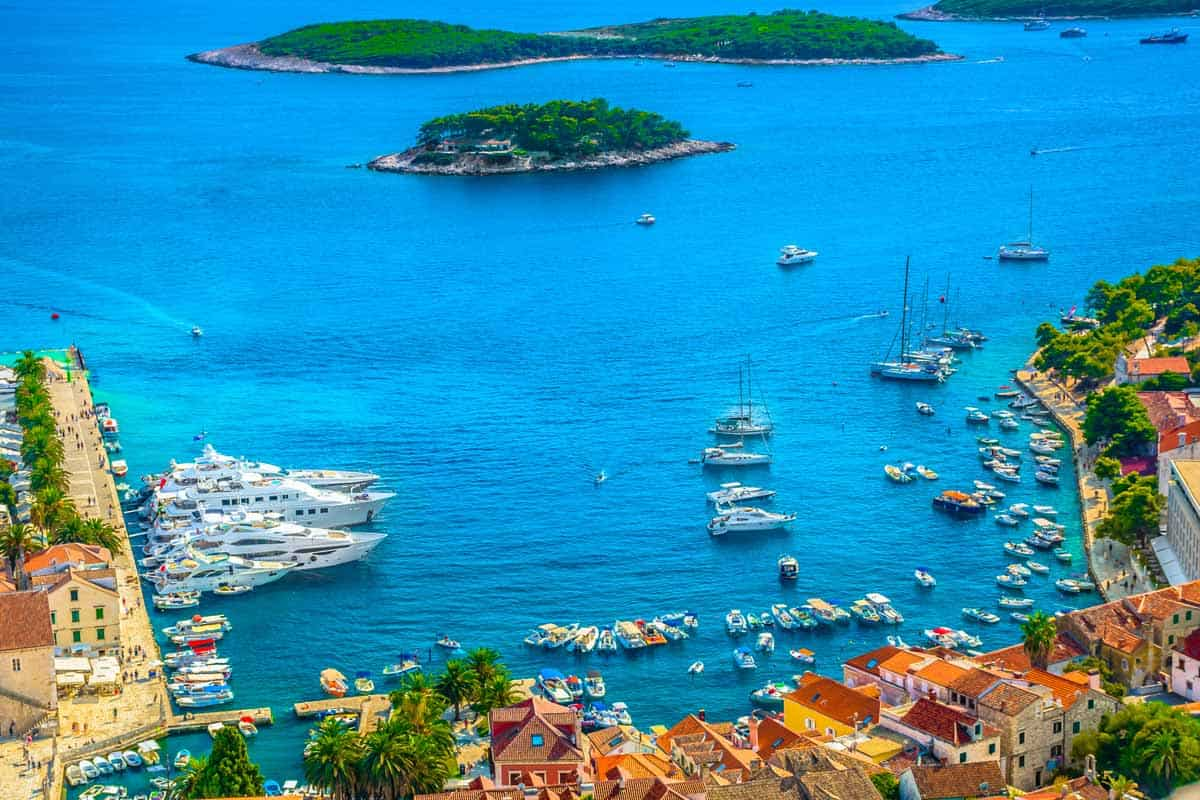 top day trips from split croatia hvar