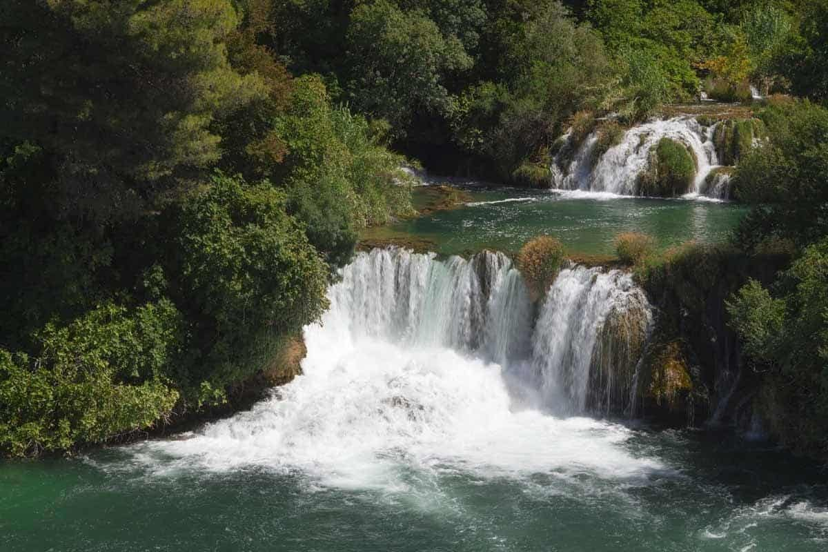 top day trips from split croatia krka national park