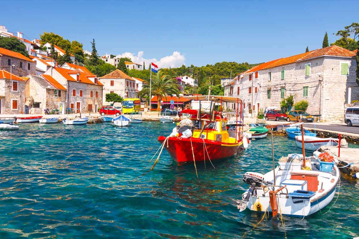top day trips from split croatia solta maslinica