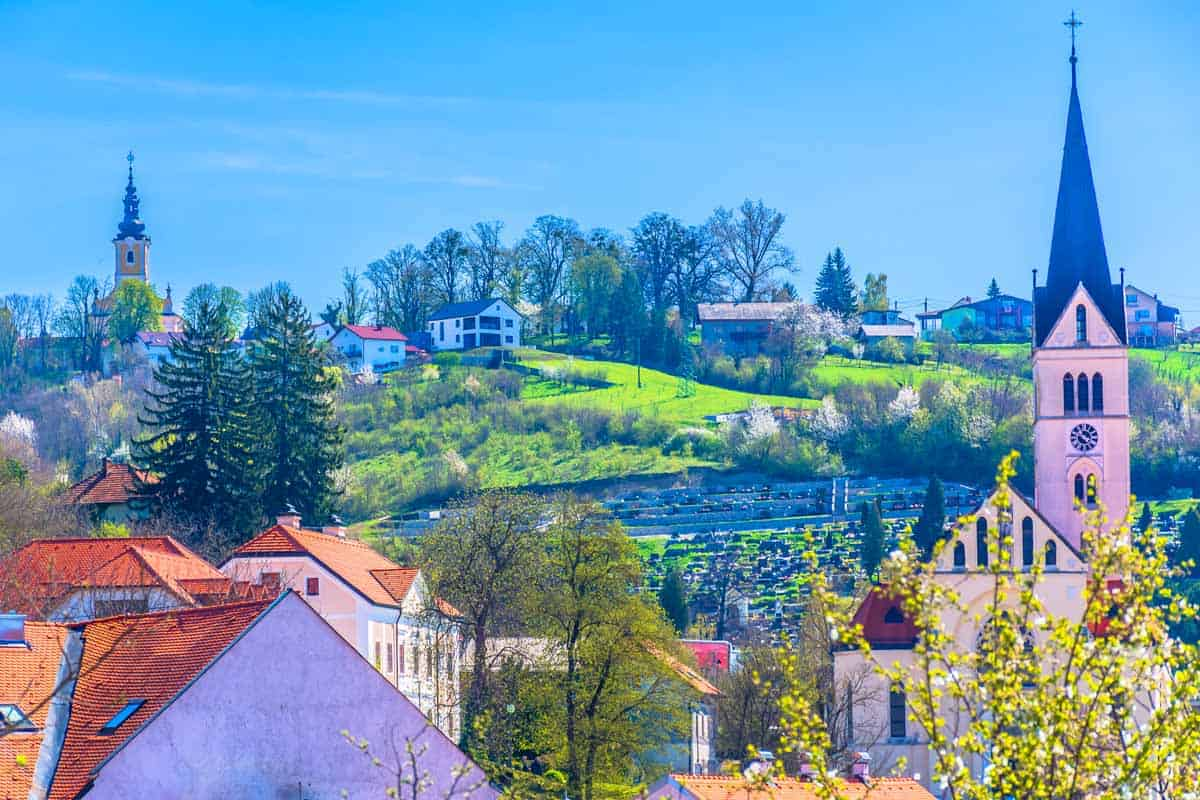 top day trips from zagreb croatia krapina